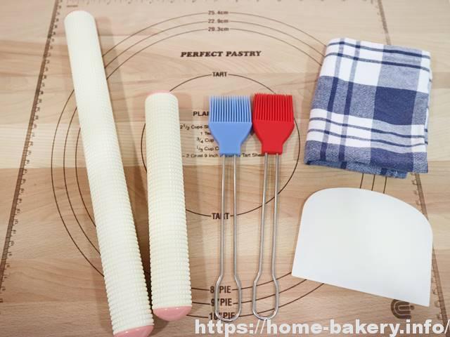 HBパン作りに使う道具は少なくていい!これさえあれば何とかなる基本アイテムをご紹介
